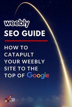 A full tutorial to Weebly SEO. via @pattitudez