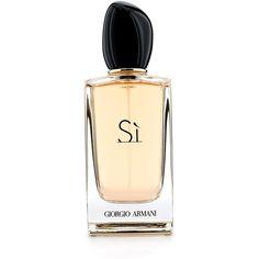 Giorgio Armani Giorgio Armani Si Eau De Parfum Spray (1.060 DKK) ❤ liked on Polyvore