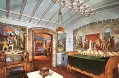 inside Schloss Hohenschwangau - Yahoo Image Search Results