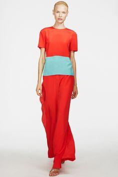 Ralph Rucci Resort 2014 Fashion Show