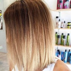 #hairstylesperfection #shorthair #ombre