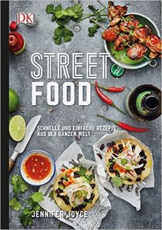 Buy My Street Food Kitchen by Jennifer Joyce at Mighty Ape NZ. Jennifer Joyce presents a selection of 'street food' recipes from around the globe, the flavour-filled, exotic foods 'to go' that we may have bought f. Food To Go, Good Food, Fish Tagine, Jennifer Joyce, Dish Organization, Food Graphic Design, Gozleme, Cookery Books, Exotic Food