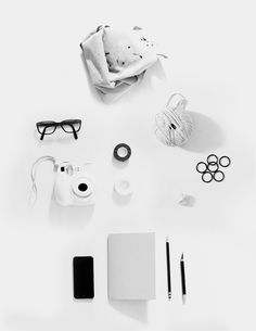 #bywstudent - great monotone colour palette. Studio Hours: What's in my Styling Toolkit