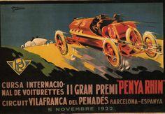VILAFRANCA DEL PENEDES.SPAIN 1922