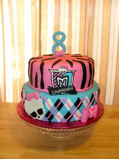 Laura would love this for her next birthday even though its in September she has decided it has to be monster high!