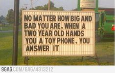 Click Here For More Funny Billboards and Signs