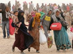 Record Number of Syrian Refugees Accepted in June, But Almost No Christians - Breitbart