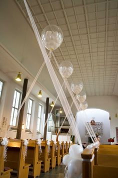 Dekoration aus Luftballons - Lufties-Ballons