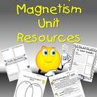 This unit includes resources to help your students learn more about electricity and magnets.  Included are nine pages of student-focused engageme...