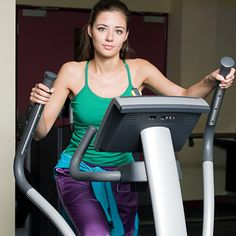 Lunchtime Workout: 30-Minute Elliptical Plan