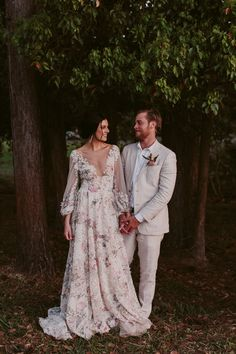 HANNAH & RYAN'S SUNSHINE COAST WEDDING – Hello May Linen Wedding Suit, Linen Suit, Wedding Linens, Wedding Suits, Bridal Gowns, Wedding Gowns, Love Birds Wedding, Wedding Week, Wedding Styles