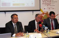 Málaga recibe a 9 estrellas Michelín dentro de Vinia Málaga Foro Vitivinícola