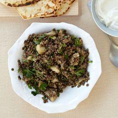 Eggplant-Lentil Salad | Food & Wine