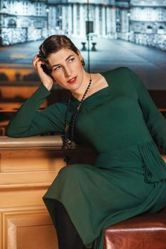 Mayim Bialik of The Big Bang Theory - Feb 2014 - Watch! Magazine Mayim Bialik goes from Brainiac to Beauty in a once-in-a-lifetime shoot at Le Bristol Paris.