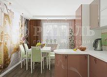 Дизайн-проект 4х комнатной квартиры