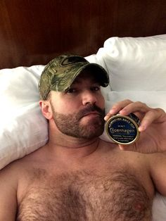Men, Stop Shaving, And Trimming Your Body Hair. Southern Comfort, Bearded Men, Piercing, Dips, Studs, Rings For Men, Rednecks, Country Boys, Muscle Fitness