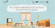 Dip into Childhood – Cartoon Style Website Designs