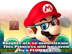 video game memes - Mario: Hipster Since 1985 Mario Video Game, Video Game Logic, Video Games Funny, Super Mario 1985, Mario Bros., Super Mario Bros, Mario Funny, Mario Memes, Best Games