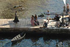 Shots From Game of Thrones Season 3 Set, Sansa, Littlefinger | The Mary Sue