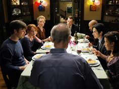 Six Feet Under Hbo 2001 05 Set In The Fishers Family