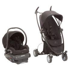 http://www.toysonlineusa.com/category/quinny-zapp/ Zapp Xtra Travel System with Mico AP Car Seat-Black