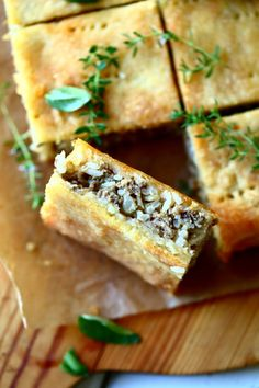 Savory Pastry, Spanakopita, Tapas, Sandwiches, Bakery, Food And Drink, Bread, Cooking, Ethnic Recipes