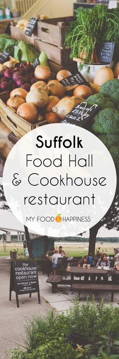 Suffolk Food Hall is home of the best local food produce and the Cookhouse restaurant. Discover the amazing range of local and organic Suffolk foods. Countryside Village, Suffolk Coast, Short Break, Foodies, Travel Destinations, Drinking, Easy Meals, Shops, Happiness