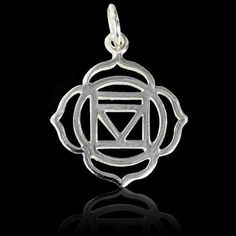Root chakra silver charm Tribal jewellery, Tribu, Silver pendant, Charm, Energy necklace, Yoga jewellery , Boho pendant, Ethic jewellery,