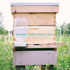 Summer Tunes Playlist 2014!