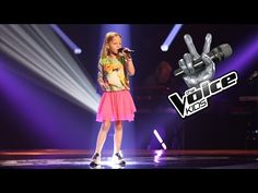 Kato - Mooi   The Voice Kids 2017   The Blind Auditions - YouTube