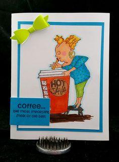 Fall Coffee Lovers Blog Hop!!! Hot Java! - blog candy!