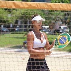 Beach tennis!!