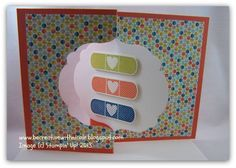 Patterned Occasions Flip Flop Card by nwt2772 - Cards and Paper Crafts at Splitcoaststampers