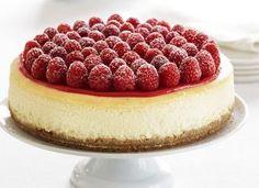 Easy Cheesecake Recipes, Healthy Dessert Recipes, Baking Recipes, Desserts, Oat Cookie Recipe, Cookie Recipes, Rasberry Cheesecake, Cheesecake Bars, Real Baking