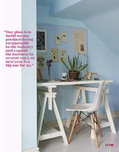 Heart Home magazine issue 2  a place to create..