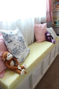 See 20 of the best Ikea Kallax Hacks ideas and the different ways you can DIY them for your home. Use for storage for your kids rooms as tv stands or a fabulous bench or updated shelf. The possibilities are endless!