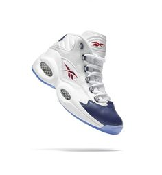 The Question - Reebok re-releases Alan Iverson's sneaker he wore when he crossed MJ.