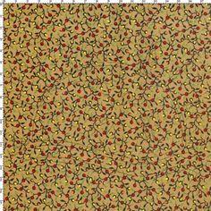 Tecido Estampado para Patchwork - Frutinhas Bege 100% Algodão - 50cm de comprimento - 1,40m de largura Cada unidade refere-se a um pedaço de 50cm de comprimento por 1,40m de largura. Para adquirir 1 metro, selecione 2 unidades. Fabricante: Corrente