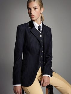 Windsor Apparel - Pinstripe Jacket (Limited Edition)
