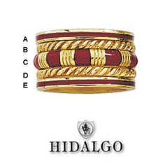 Hidalgo Jewelry Bar Design Ring