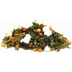 Tea Guys Genmaicha Loose Tea