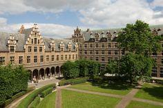 Antwerp University, Belgium, Europe #europe #europa #contiki #tour #travel #adventures #belgium