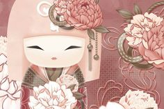 "Kimmidoll™ Sayaka - ""Pure Beauty"""