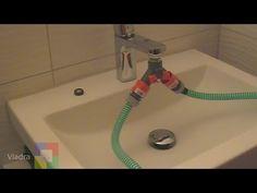 Aquarium Wasserwechsel leicht gemacht : Bauanleitung : + reinigen mit Mulmsauger - YouTube