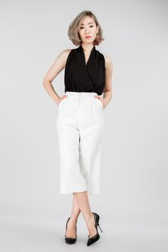 Culottes #solasabrand #pants #trousers #madetoorder
