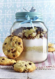 Unser beliebtes Rezept für Cookies-Zutaten im Glas und mehr als 55.000 weitere kostenlose Rezepte auf LECKER.de.