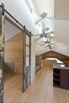 Sliding Barn Style Doors Design, Pictures, Remodel, Decor and Ideas - page 10