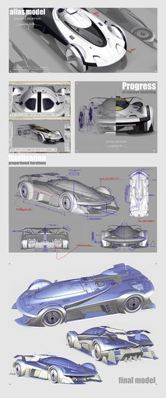 JAGUAR SS-107 on Behance