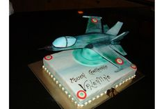"""Una torta """"volante"""""""