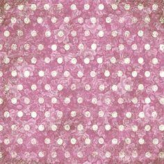floral+mauve+polka+dot+shabby+4x4.jpg 800×800 pixels